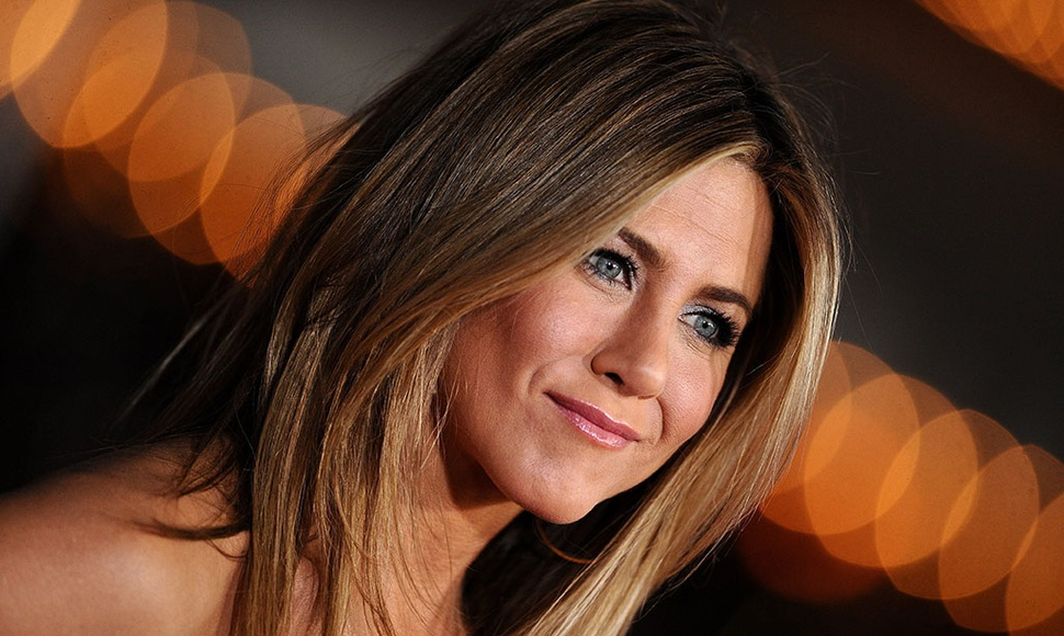 Jennifer Aniston. INTERNET/ END