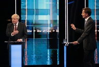 Tenso debate entre Boris Johnson y Jeremy Hunt, candidatos a suceder a Theresa May
