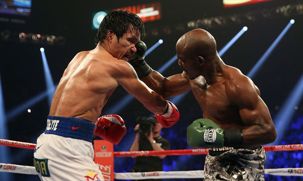 Timothy Bradley regresa al ring este sábado.
