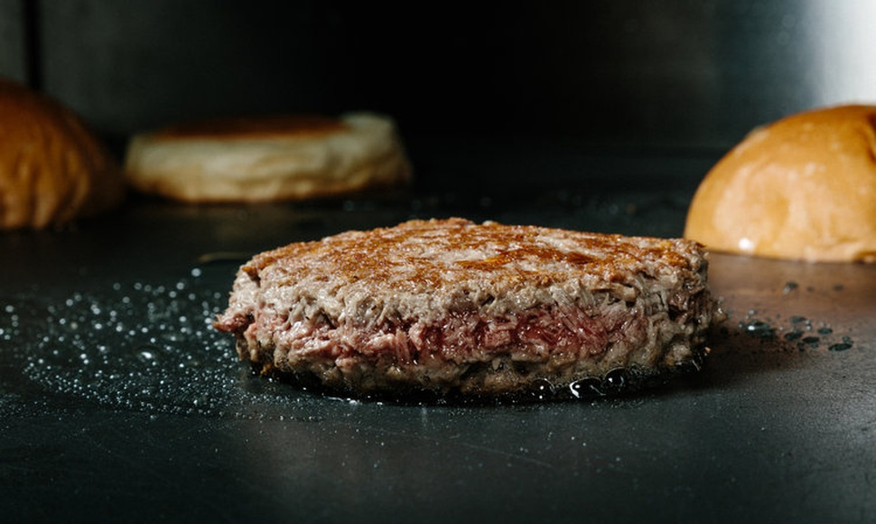 La Impossible Whopper imita carne con proteína rica en hierro. (Jason Henry para The New York Times)