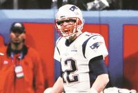 Brady, intocable