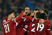 El Liverpool somete al Manchester City