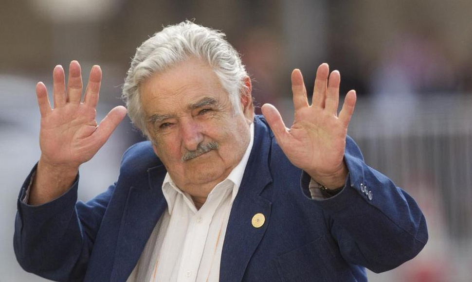 Expresidente José Mujica. AFP/END.