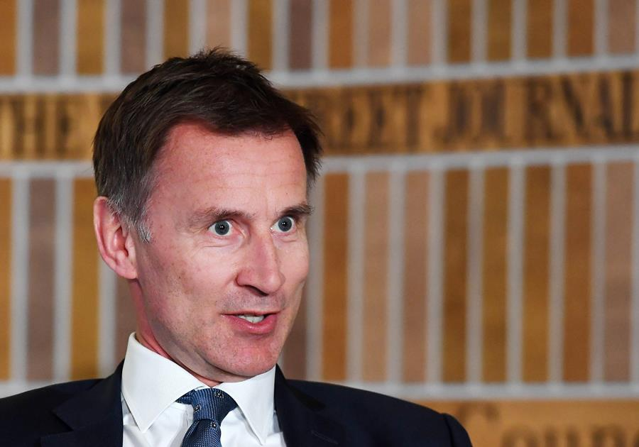 Jeremy Hunt. Archivo/END