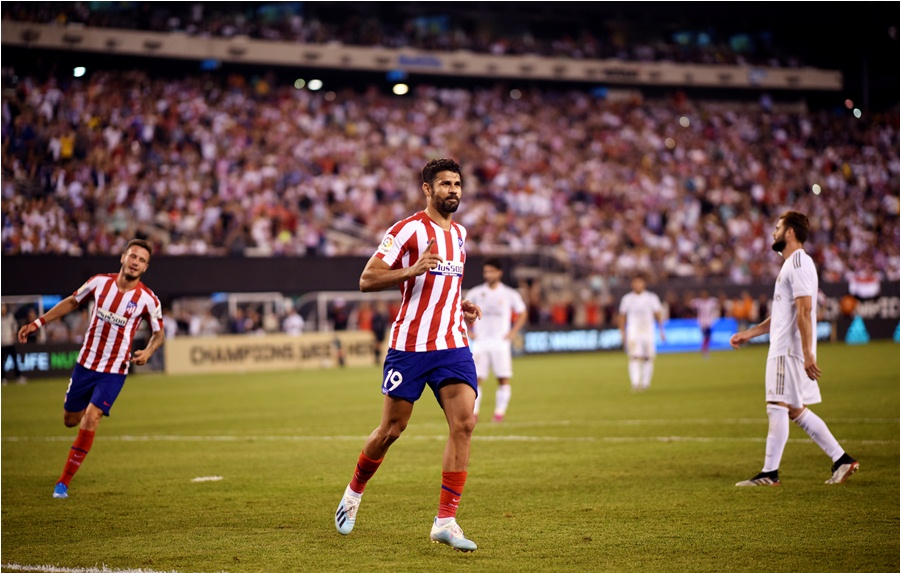 Diego Costa marcó 4 goles. Foto: AFP/END