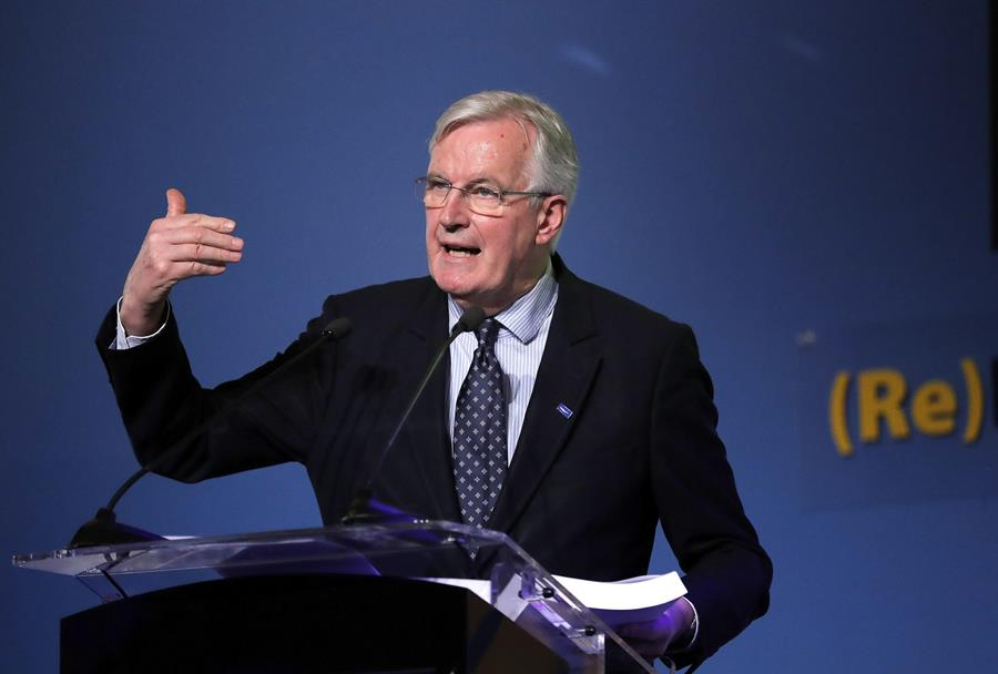 Michel Barnier, negociador europeo sobre el Brexit. Archivo/END