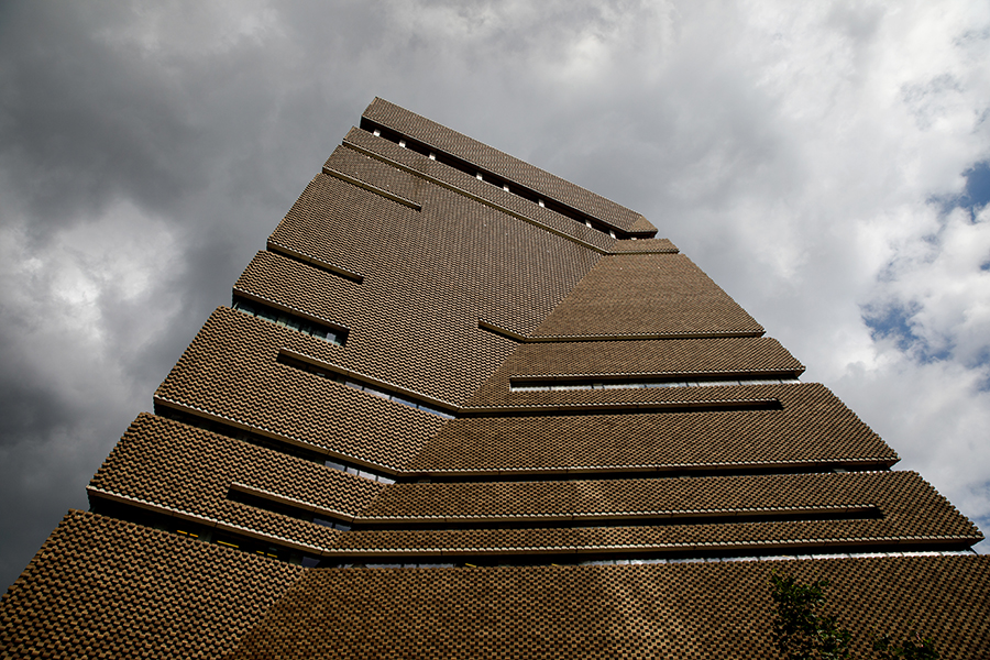 Tate Modern, museo de Londres. AFP/END